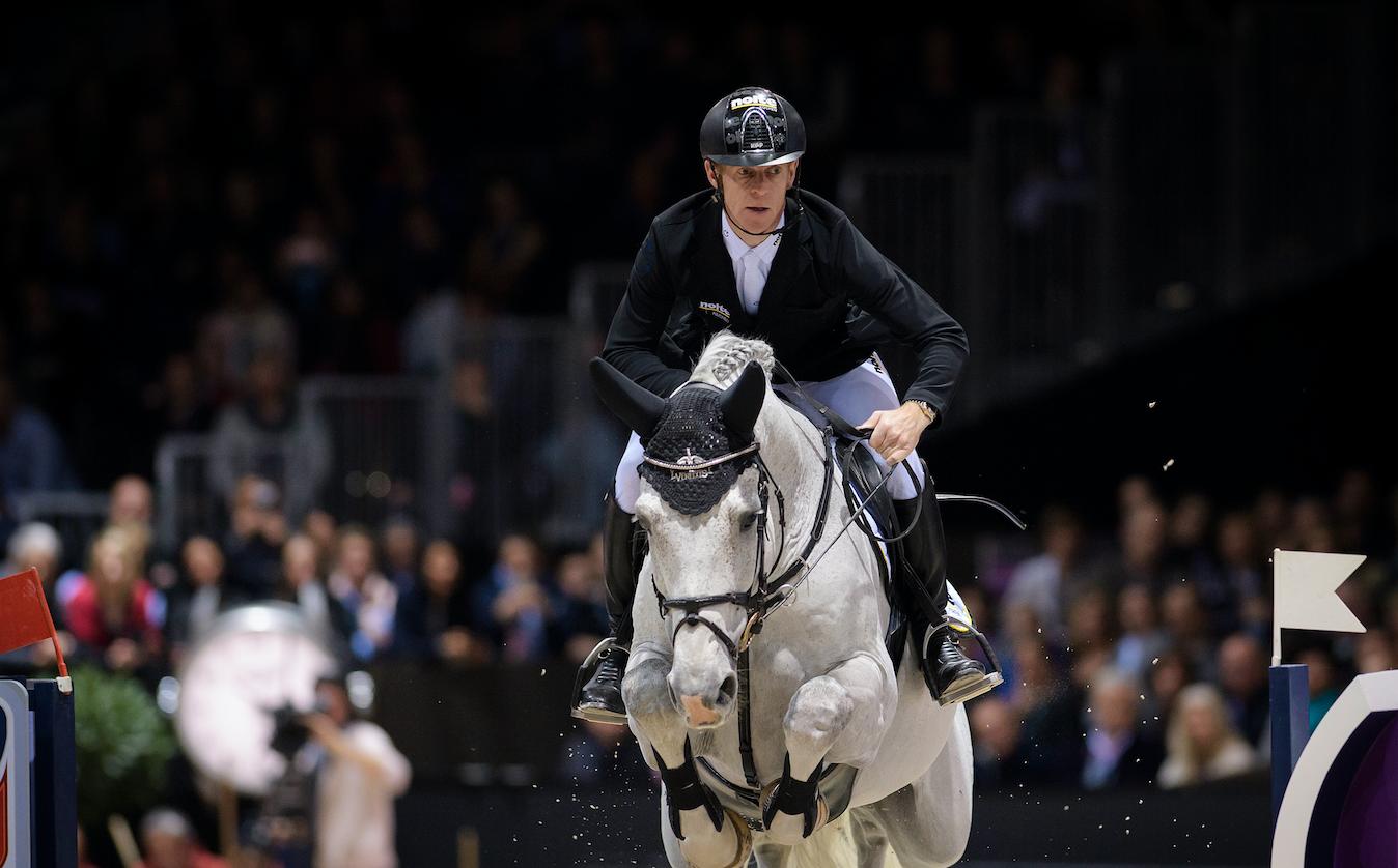 Weltcup Bordeaux: Zweiter Platz für Marcus Ehning