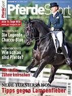 PferdeSport International Ausgabe 10/2017