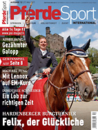PferdeSport International Ausgabe 12/2017
