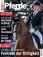 PferdeSport International Ausgabe 18/2017