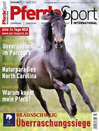 PferdeSport International Ausgabe 07/2018
