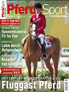PferdeSport International Ausgabe 09/2018