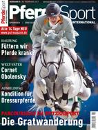 PferdeSport International Ausgabe 05/2017