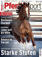 PferdeSport International Ausgabe 26/2017
