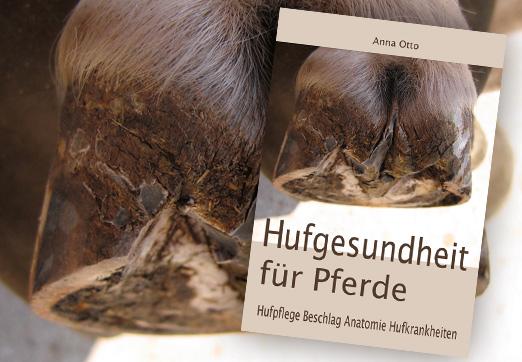"""Buch """"Hufgesundheit für Pferde"""""""