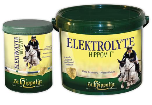 """""""Elektrolyte Hippovit"""" von St. Hippolyt"""