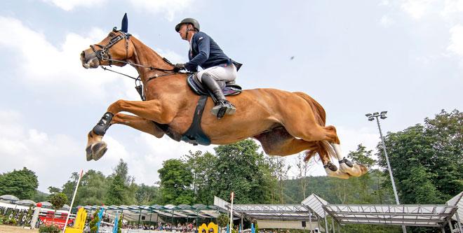 Deutsche Meisterschaften in Balve und Luhmühlen