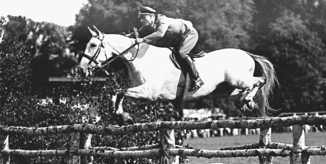 Coppa d'Oro Mussolini: Dreifacher Triumph