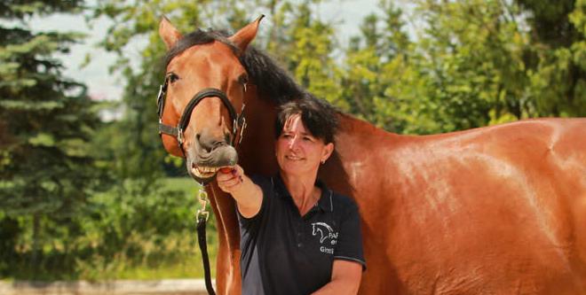 Gesundheit: Den Pferderücken stärken