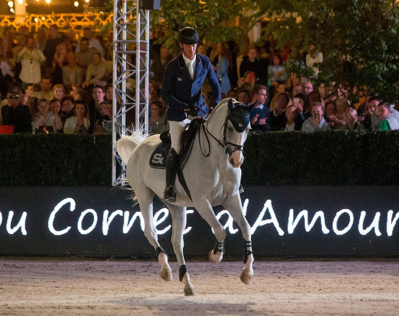 Brüssel: Cornet d'Amour feierlich verabschiedet