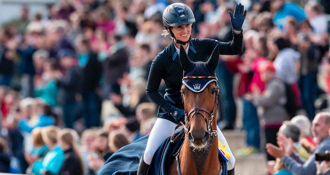 Mannheim: Simone Blum gewinnt die Badenia