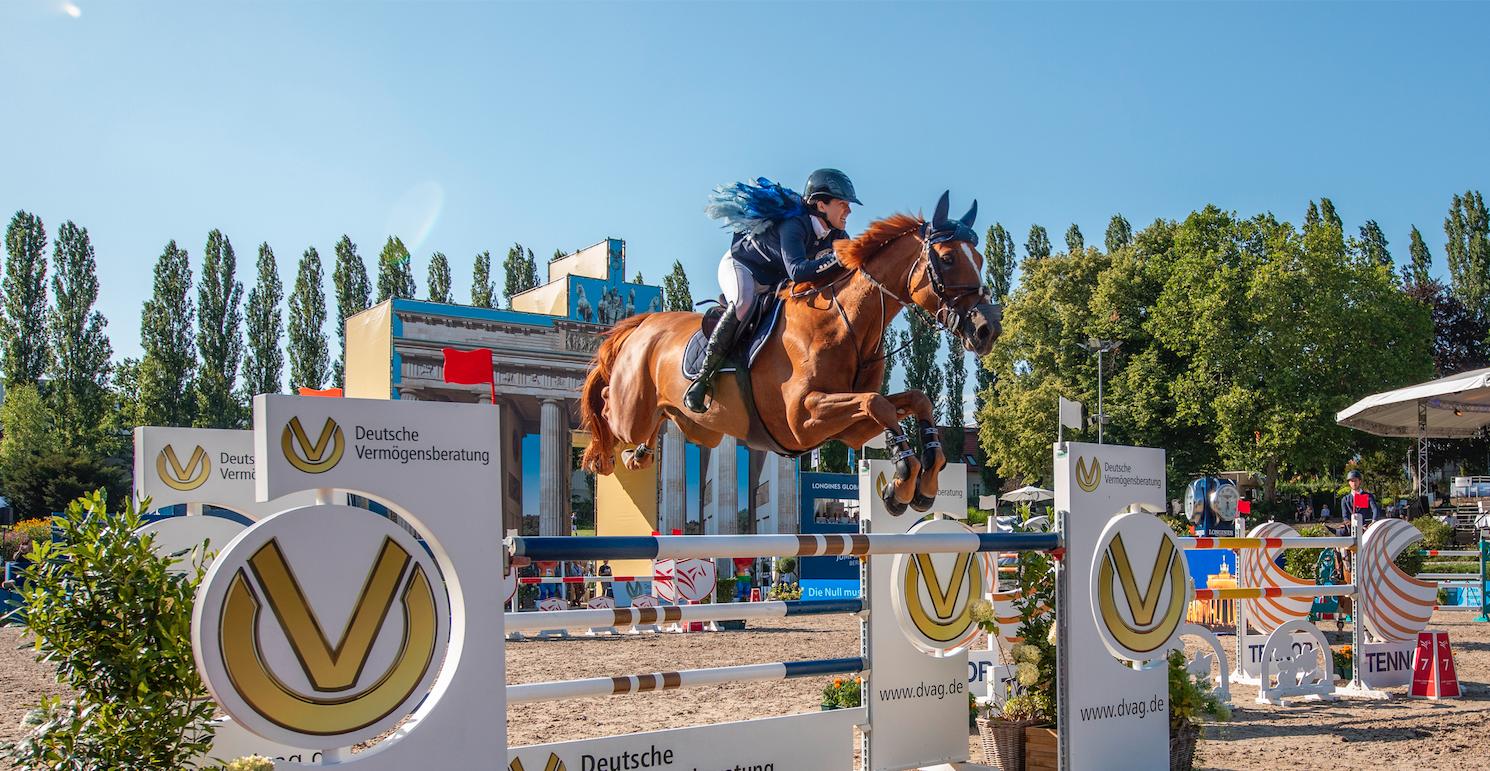Berlin: Dani (Goldstein) Waldman gewinnt GCT-Etappe