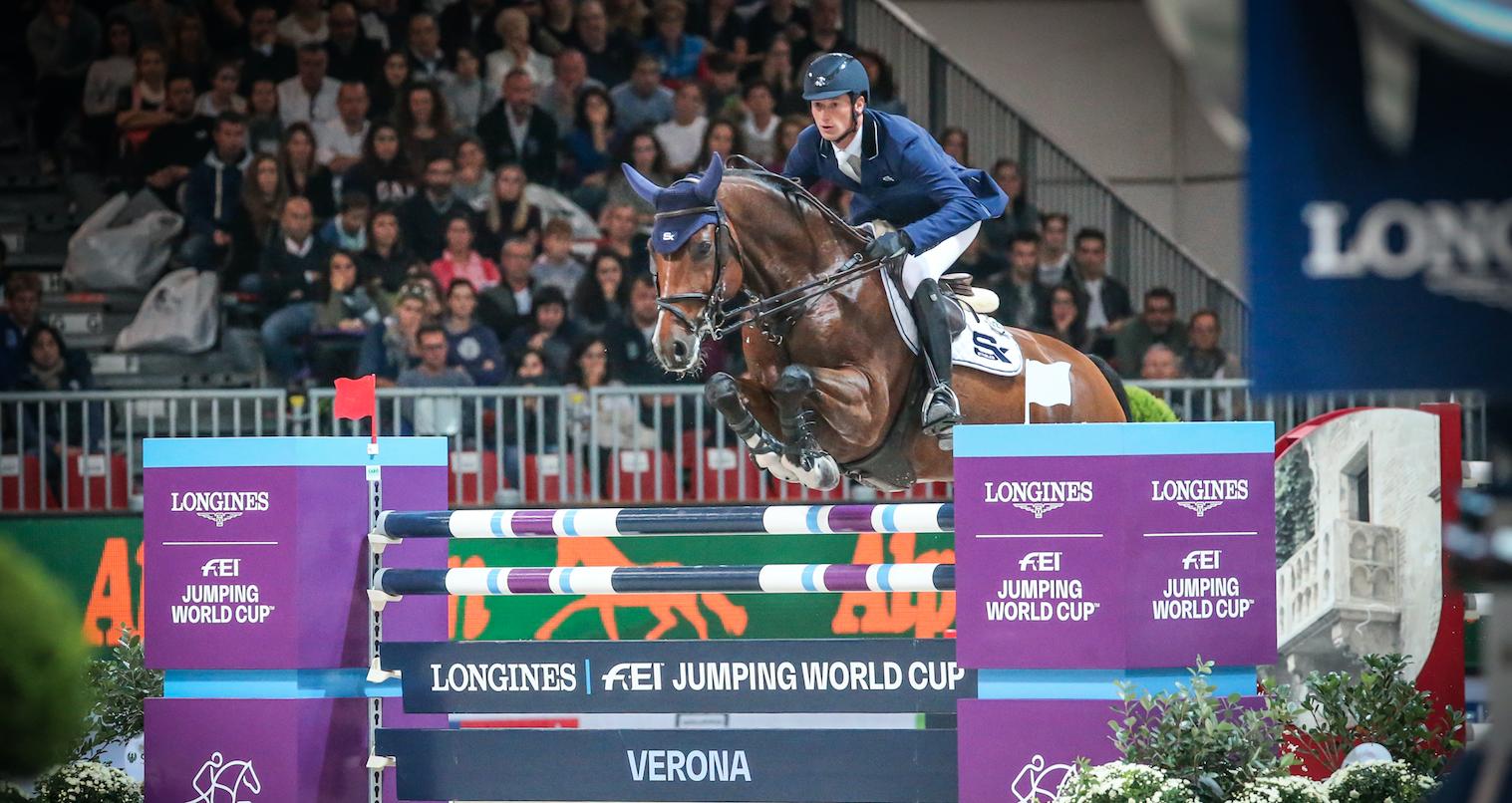 Verona: Daniel Deußer fliegt zum Weltcup-Sieg
