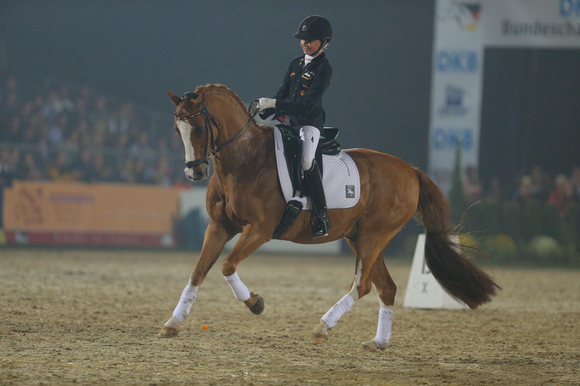 Pony-Legende Dornik B verabschiedet sich mit 29 Jahren