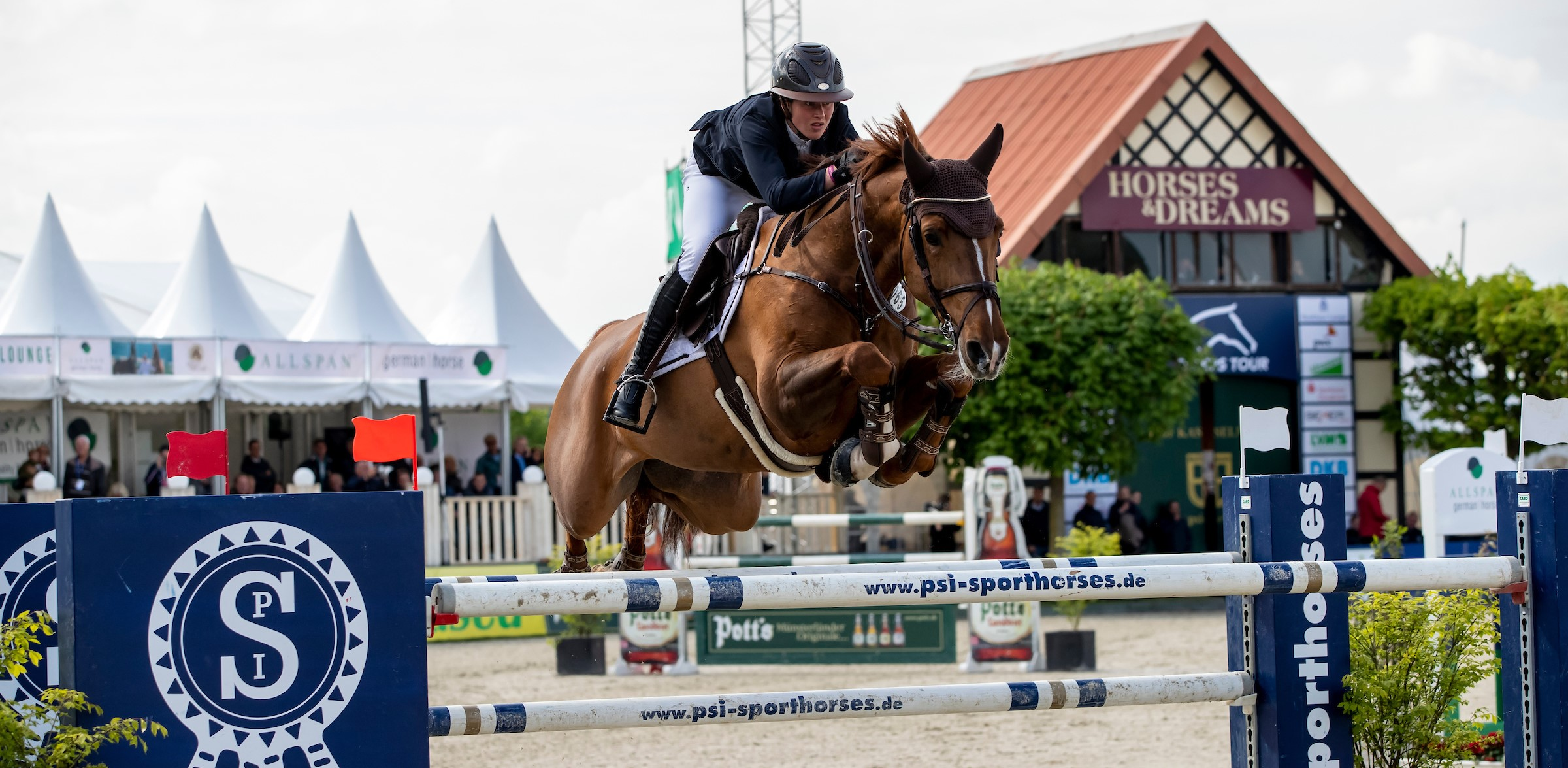 Verkauft: Katrin Eckermann verliert ihre Topstute Caleya