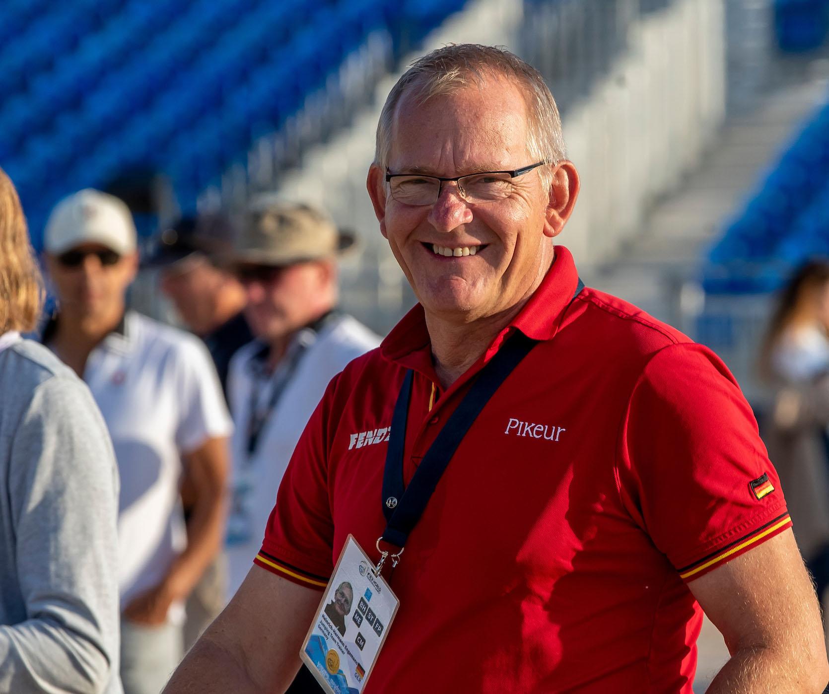 Heiner Engemann wird Nationaltrainer Kolumbiens