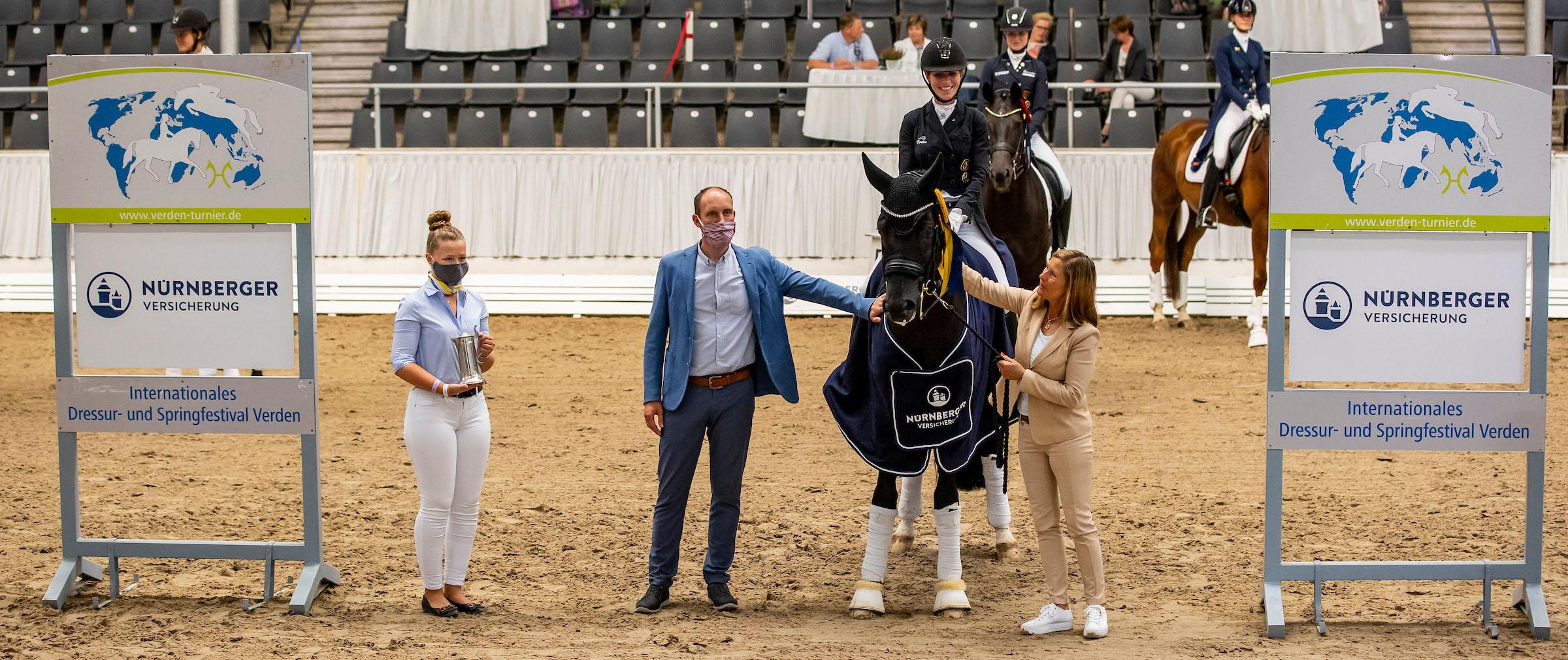 Verden: Schmidt und Freese gewinnen Qualifikationen
