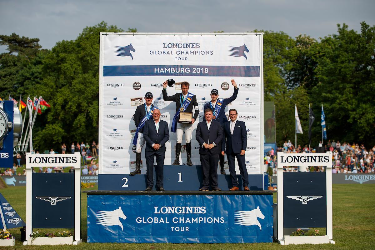 Global Champions Tour 2019 führt über 20 Stationen