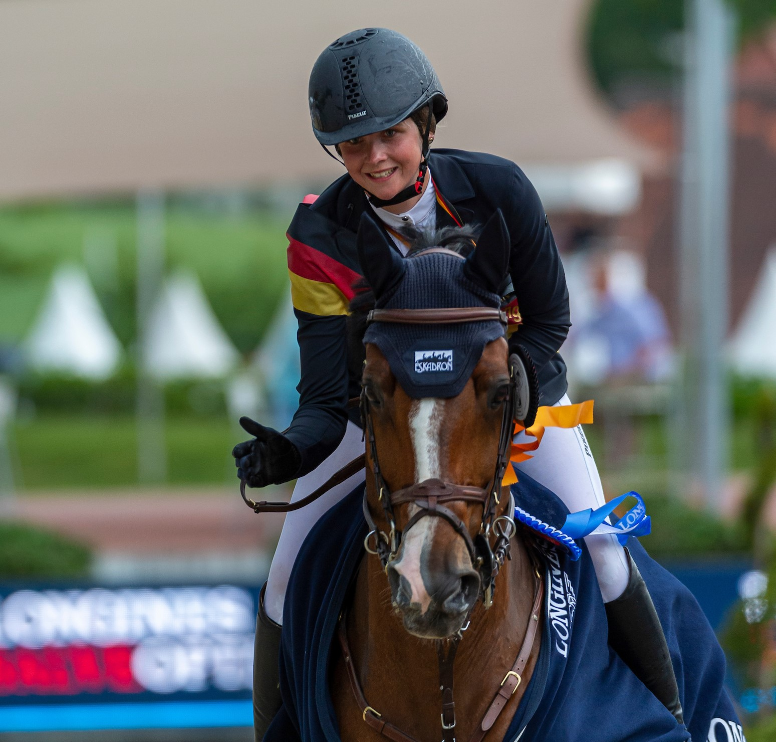 Balve: Goldmedaille für Sophie Hinners