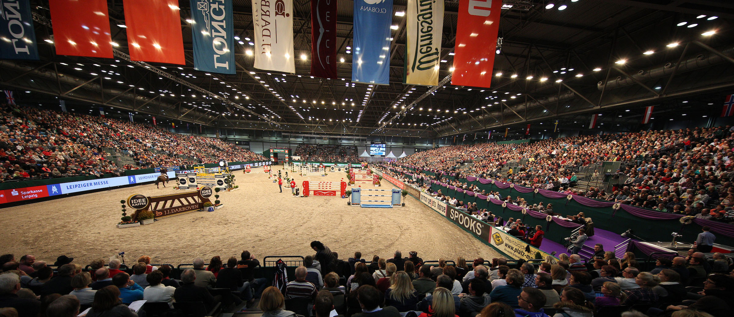 Leipzig: Nun auch Partner Pferd abgesagt