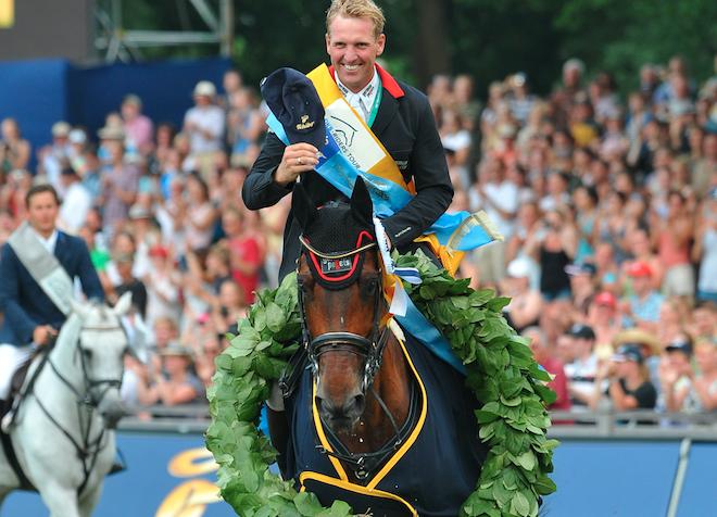 Andre Thiemes Derby-Sieger Nacorde ist eingegangen