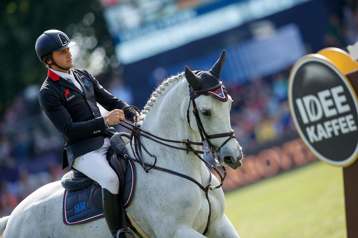 Global Champions Tour-Reiter Christian Rhomberg verliert Spitzenpferde