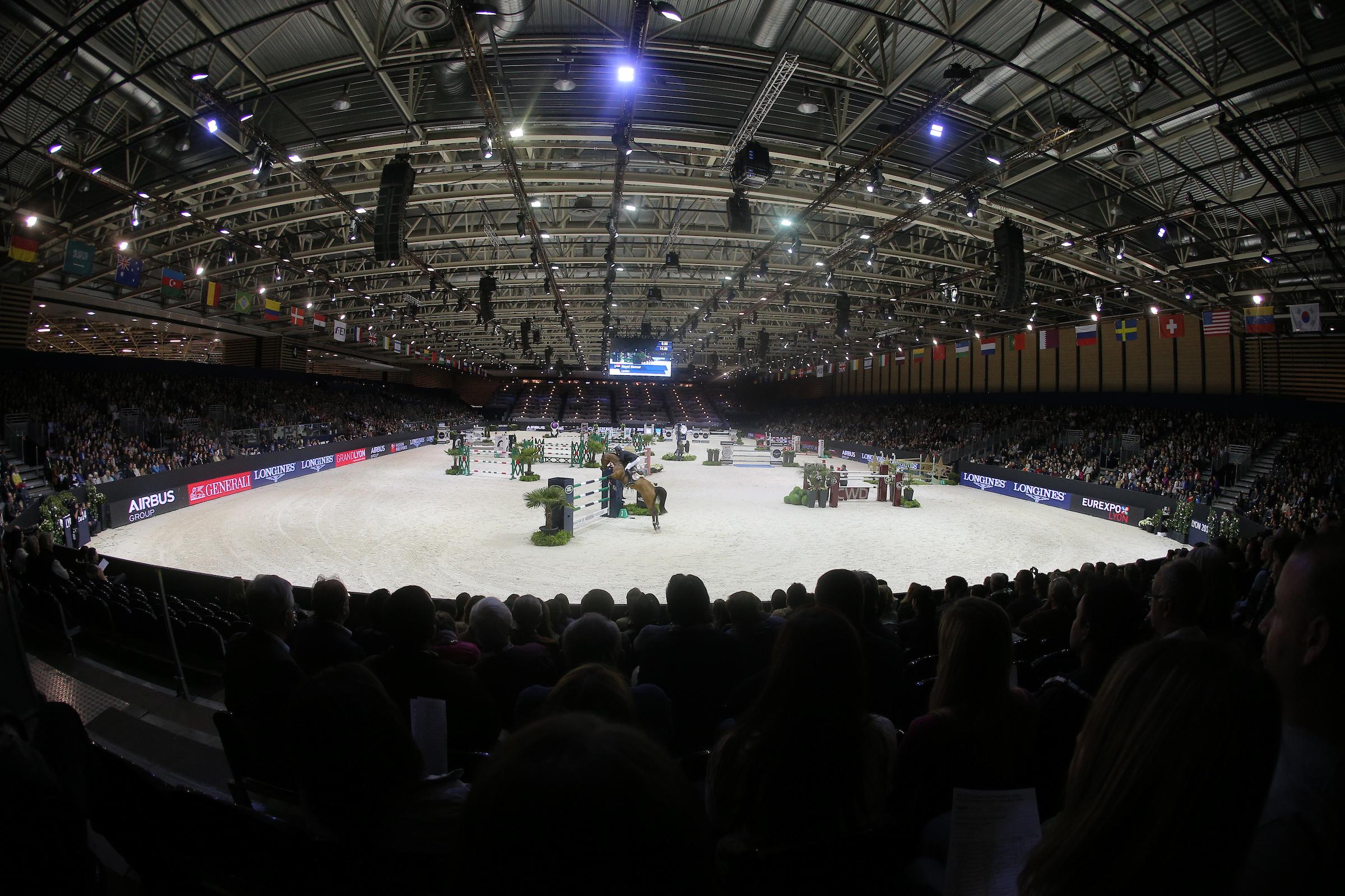 Weltcup-Turnier in Lyon wie erwartet abgesagt