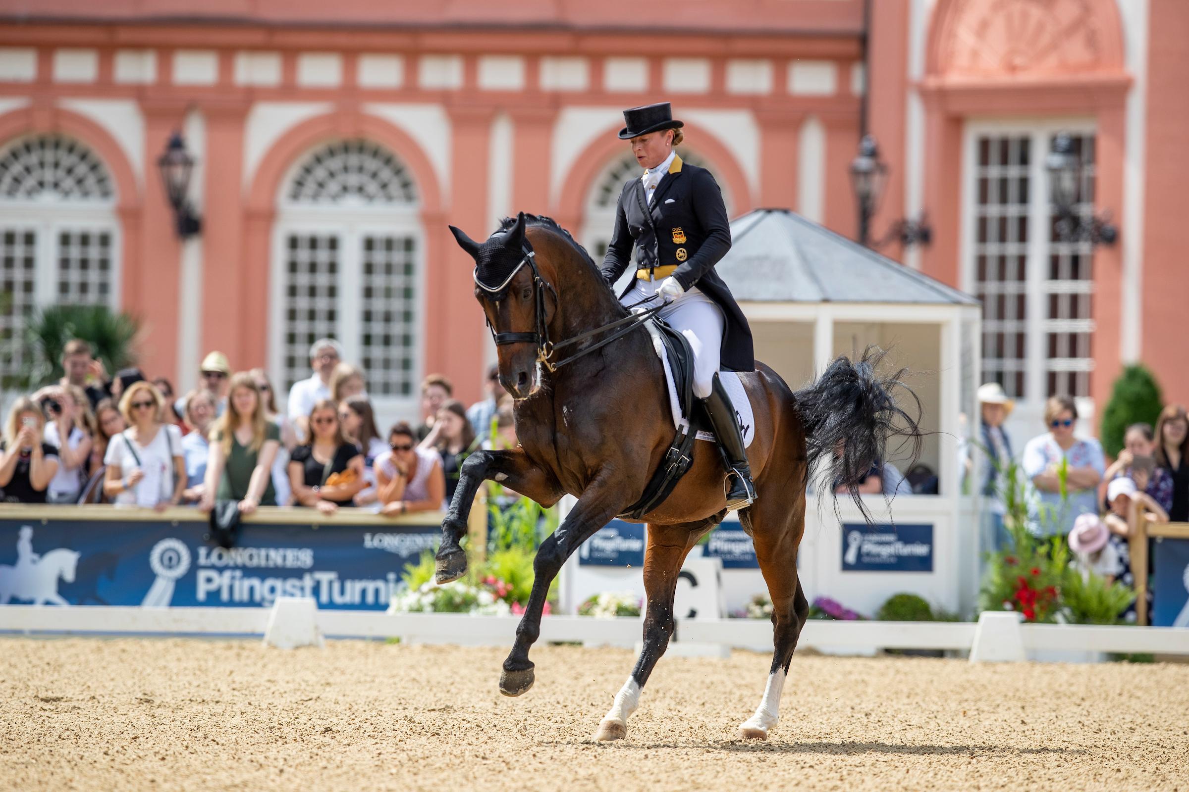 Wiesbaden: Isabell Werth und Quantaz dominieren Special-Tour