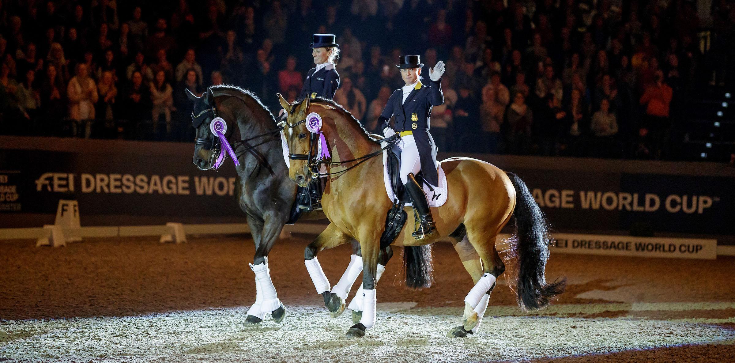 Aarhus: Dressur-Weltcup startet mit sechs Stationen