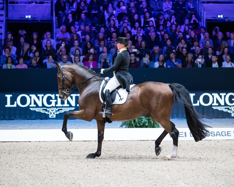 Lyon: Isabell Werth und Emilio bestes Paar im Weltcup