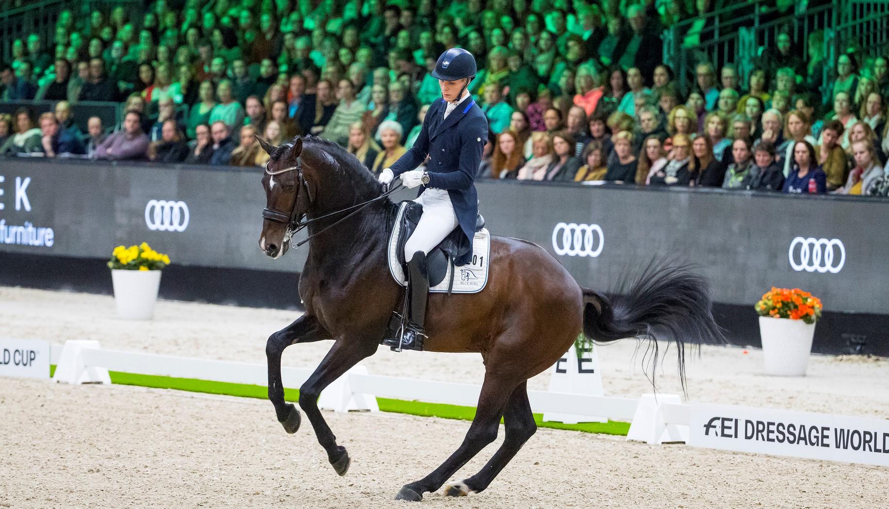 s-Hertogenbosch: Blue Hors Zack gewinnt Weltcup