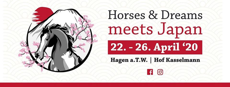 Horses & Dreams in Hagen ebenfalls abgesagt