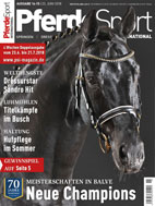 PferdeSport International Ausgabe 14/2018