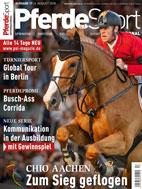 PferdeSport International Ausgabe 17/2018