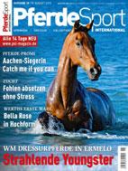 PferdeSport International Ausgabe 18/2018