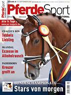 PferdeSport International Ausgabe 19/2018