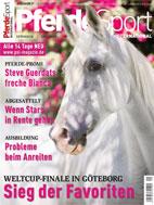 PferdeSport International Ausgabe 09/2019