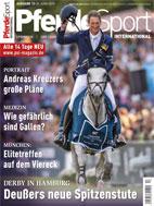 PferdeSport International Ausgabe 13/2019